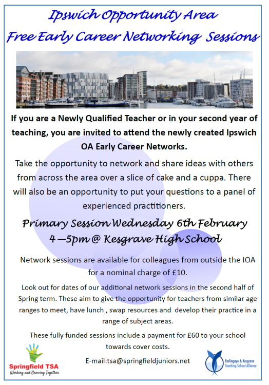 Free Early Career Networking Sessions - Primary Session.PNG