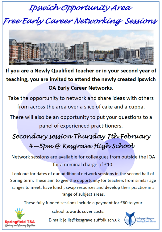 Free Early Career Networking Sessions - Secondary Session.PNG
